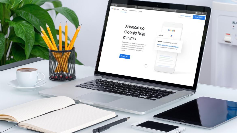 Campanhas no Google Ads